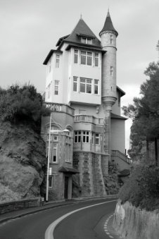 maison hantee biarritz